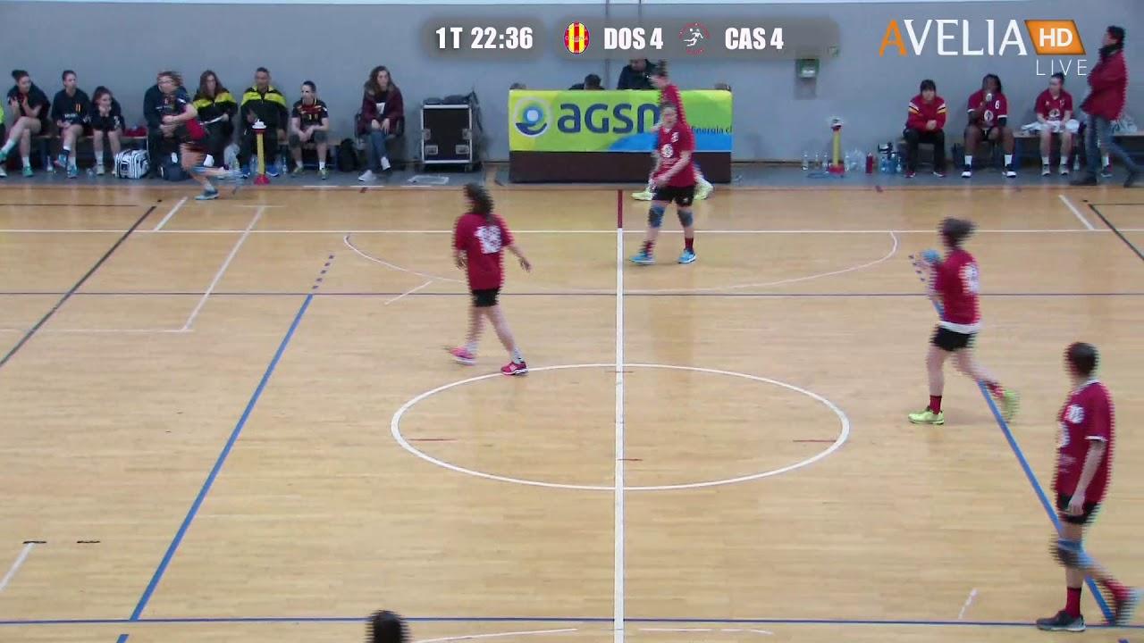 Serie A1F [18^]: Dossobuono - Casalgrande Padana 24-27