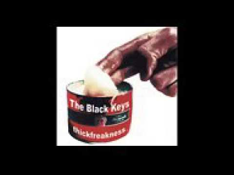 The black keys-thickfreakness-album