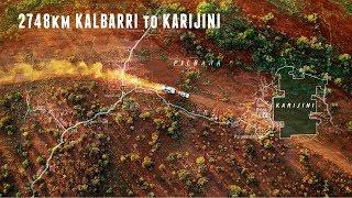 BMPRO WA trip 2748 km Kalbarri to Karijini