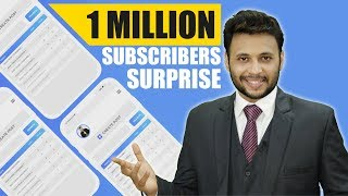 1 MILLION SUBSCRIBER SPECIAL !