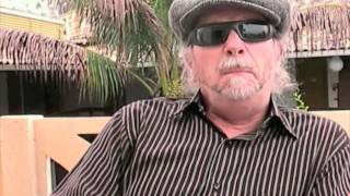 Roy Rogers interviewed by Lica Cecato @ Rio das Ostras Jazz & Blues Festival 2012 for MicMag