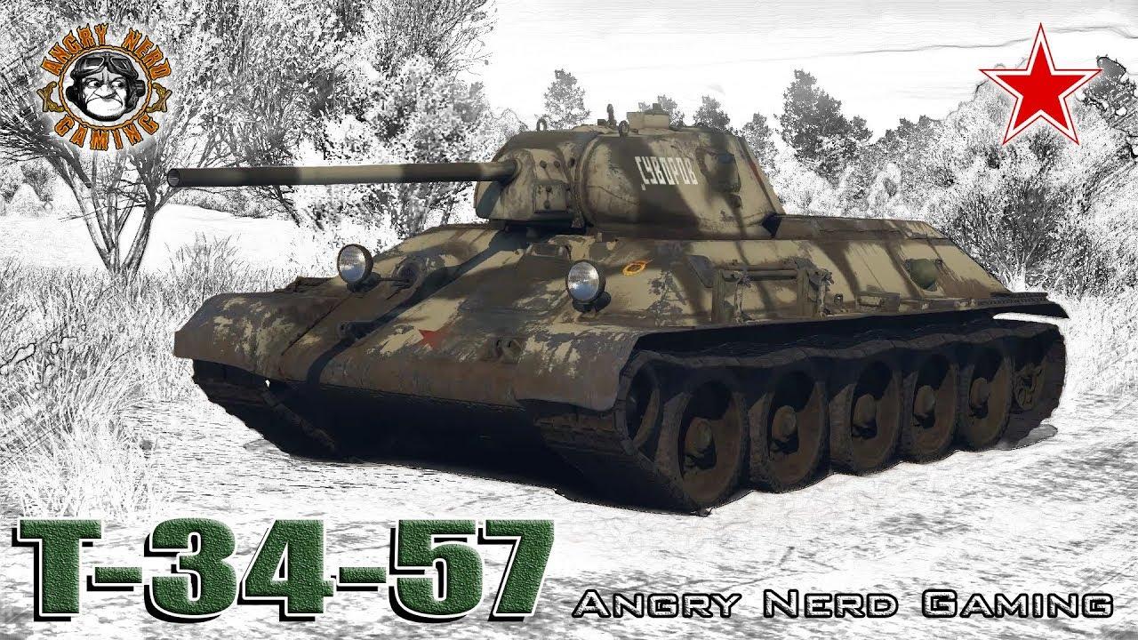 Soviet medium tank T-34-100: creation history, device, photo 93