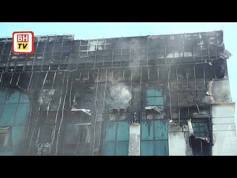 Percikan api punca kebakaran Bangunan KWSP