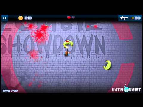 Zombie Showdown Trailer