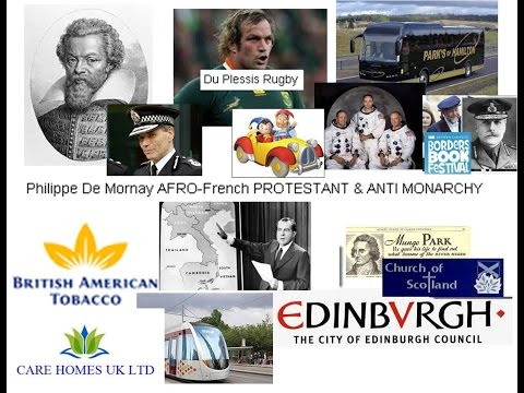 Murdoch2 & French Protestant Moray Du plessis join the 2000 yr old Religious mafias as Armstrong Ni