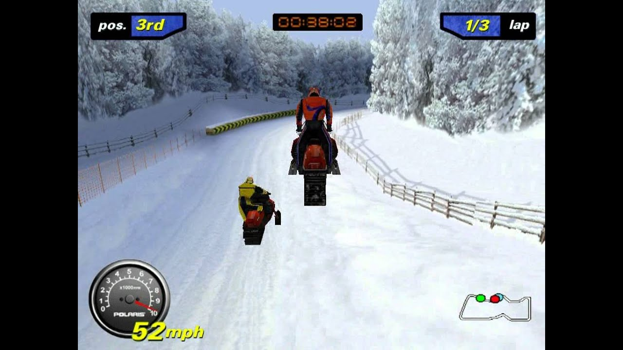 snowcross pc