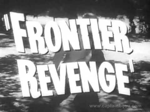 1948 FRONTIER REVENGE    Lash La Rue, Al