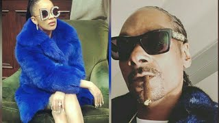 Snoop Dogg Responds To Cardi B For Disrespecting The Crips