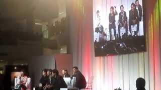 Rurouni Kenshin Cast In Manila Presscon Proper