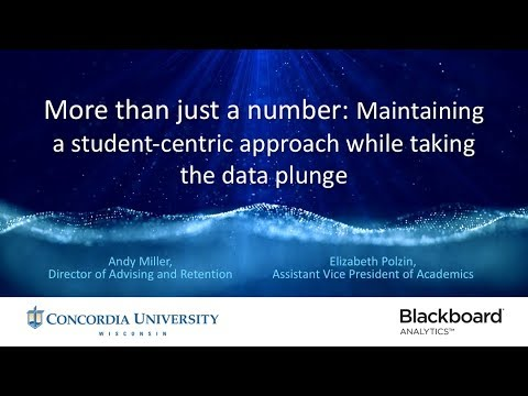 More Than Just A Number Maintaining A Student Centric Approach