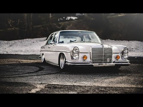 MERCEDES BENZ W108 280SE 3.5 BAGGED TUNING PROJECT🔧 from YouTube · Duration:  4 minutes 12 seconds