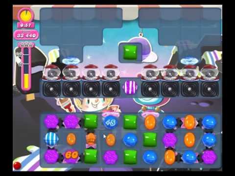Candy Crush Saga Level 1874 - NO BOOSTERS