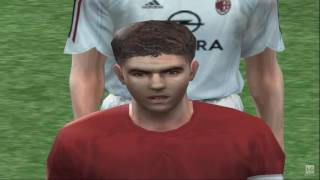 Pro Evolution Soccer 5 PS2 Gameplay HD