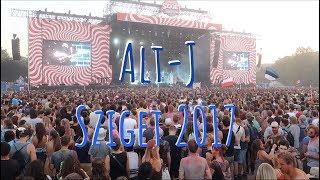 Alt-J Sziget 2017 Фестиваль Сігет