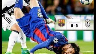 barcelone vs Juventus 0-0 | 19-04-2017 résumé Champions League  HD