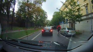Jedź bezpiecznie odc. 762 (o rowerzystach i nie tylko)