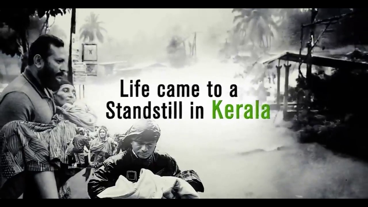 Rains have shattered Kerala. And we need you for us to rise again.