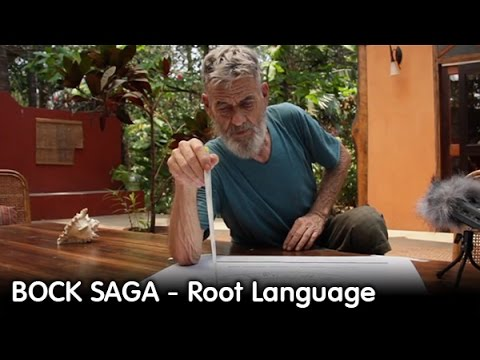 Bock Saga - Root Language (by Jim Chesnar)