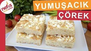Yapımı Kolay Yumuşacık Peynirli Çörek Tarifi - Çörek Tarifi - Nefis Yemek Tarifleri