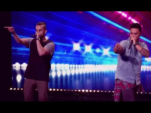 Amazing Beatbox Duo | Australia's Got Talent | Loyal to the Beat from Melbourne