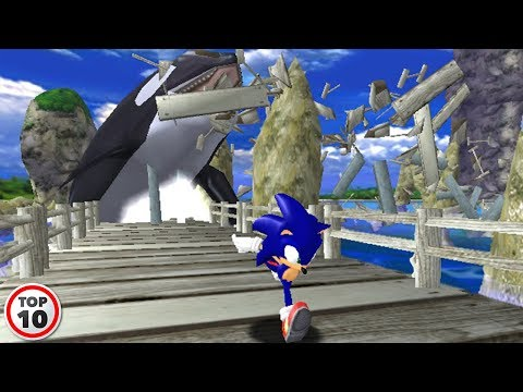 Top 10 Underrated Sonic Games