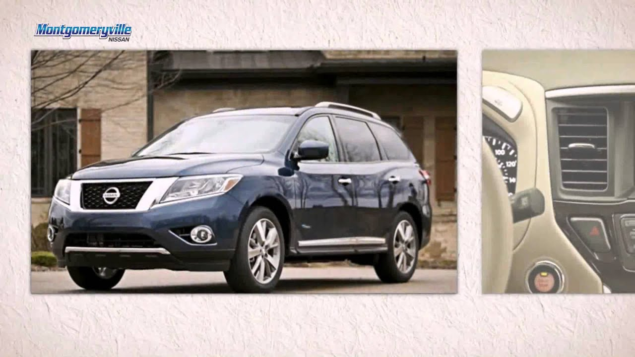 2017 Nissan Pathfinder Hybrid Compared To The Chevrolet Traverse