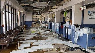 شاهد: اعصار يوتو يخلف دمارا واسعا في جزيرة سايبان الأمريكية…