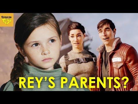 Is Rey's Mother Iden Versio?
