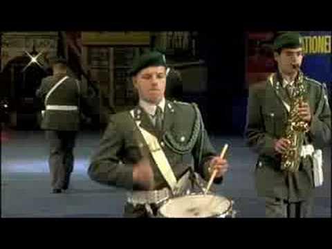 Militärmusik Oberösterreich Musikschau der Nationen 2008