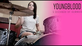 """5 Seconds of Summer - """"Youngblood"""" - Drum Cover"""
