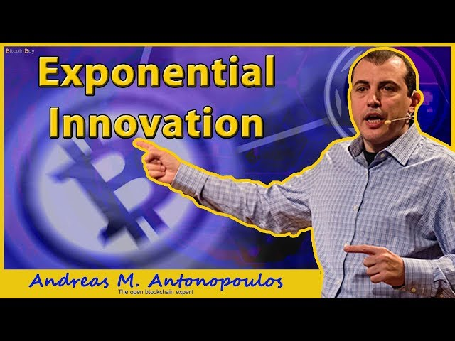 Tsunami of Innovation - Andreas M. Antonopoulos