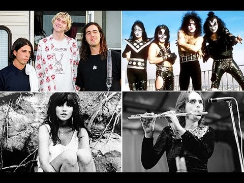 The 2014 Inductees for the Rock And Roll Hall Of Fame!