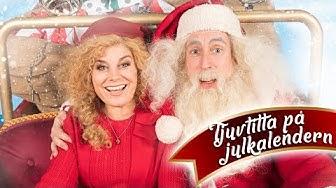 Tjuvtitta på årets julkalender | Panik i Tomteverkstan