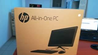 All in One Bilgisayar Kutu Açılımı İ3 7100U4Gb1TbIntel Hd630