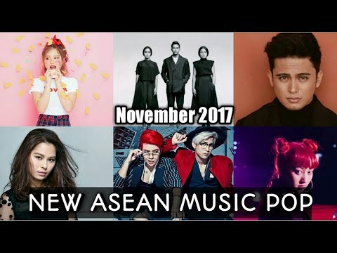 Southeast Asia Music Pop on November 2017