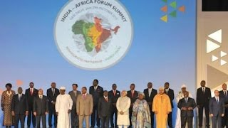 LIVE: Narendra Modi at India Africa Forum Summit 2015 in New Delhi