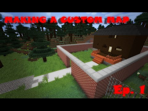 Making A Minecraft Map!   Part 1: Resource Pack/Introduction