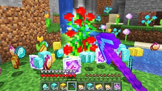 i played an OP Flower Power in Minecraft UHC..