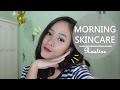 Morning Skin Care Routine + TIPS! - Almiranti Fira