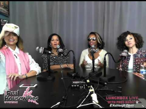 Ashleigh Demi Chats With Real Housewives of Potomac