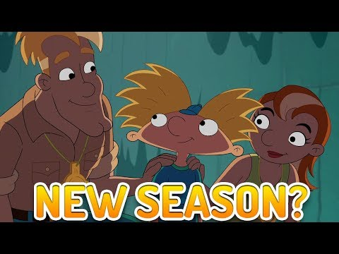 Hey Arnold Jungle Movie Ratings! Will There Be A New Season?