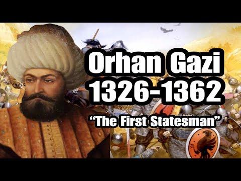 Ottoman Sultans: Orhan
