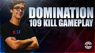 Black Ops 4: 109 KILLS Domination Game (BO4)