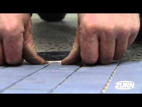 Zurn Floor Drains Light Commercial Modular Drainage System