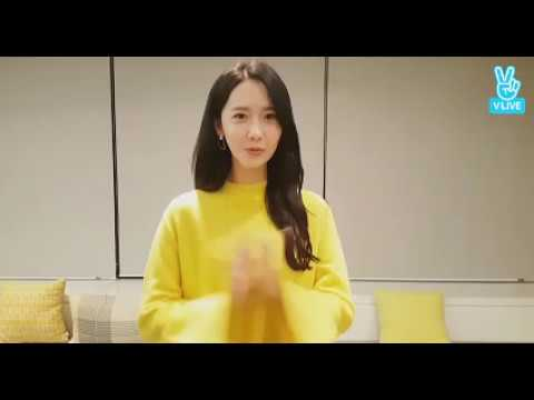 SNSD chúc seohyun solo trên Vlive | SNSD sent message to support Seohyun solo on Vlive
