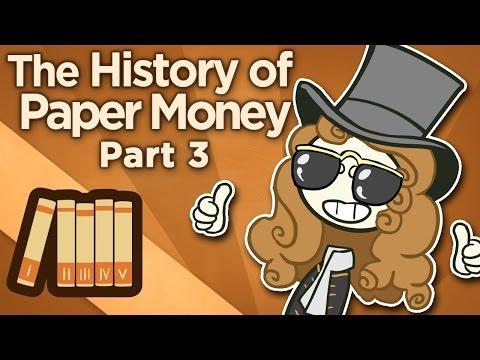 The History Of Paper Money - Barebones Economy - Extra History - #3