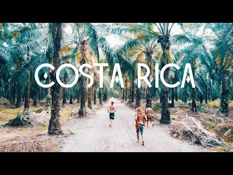 Costa Rica w/ Red Bull We Journey and Divert City