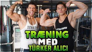 TRÆNING MED TURKER ALICI!!!