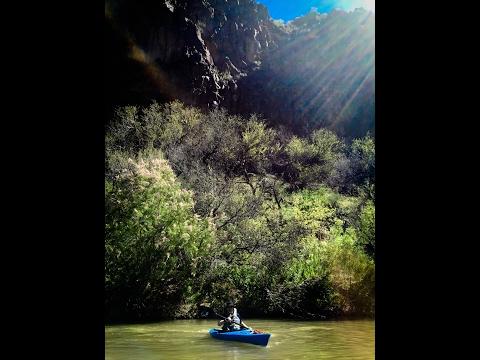 Gila River Kayaking