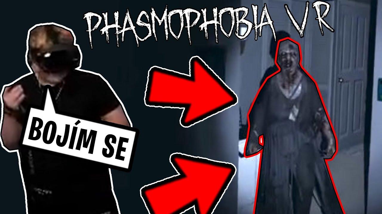 MÁLEM JSEM DOSTAL INFARKT Z TÉTO HRY!!! | Phasmophobia VR | Morry&@Cuky 222&@DejvikGOD&@BoTmAnGOD